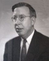 James Hopkins, Westchester County Executive, 1954-1957