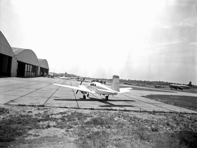 Westchester County Airport, 1950 (NJG-86C)