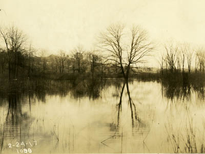 Flooded Conditions, 1917 (PBP-1090)