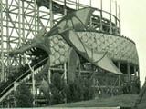 Dragon Coaster at Playland, ca. 1930 (PPL-4195)